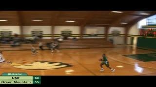 Download NCAA Division III Women's Basketball: UMF vs. Green Mountain Video