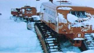 Download Rare trans-Antarctic 'Sno-Cat' makes its debut at the Science Museum Video