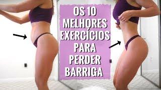 Download OS 10 MELHORES EXERCÍCIOS Para PERDER BARRIGA! [TOP 10 Definitivo] Variação de INICIANTE ao AVANÇADO Video