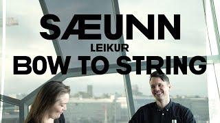 Download Sæunn leikur Bow to String eftir Daníel Bjarnason Video