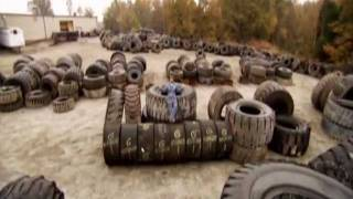 Download How Really Big Tires Are Recycled.wmv Video