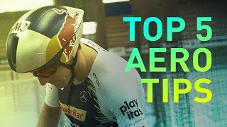 Download My Top 5 Aero Tips Video