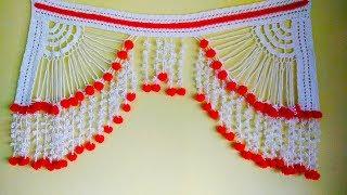 gate parda design| gate hanging| door hanging| woolen design