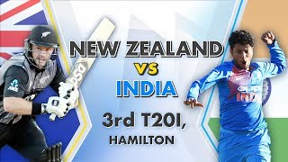 Download New Zealand vs India, 3rd T20I: Match Story Video