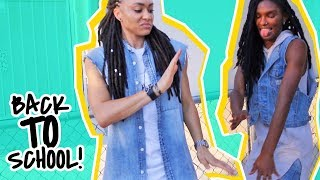 Download TOMBOY BACK 2 SCHOOL OUTFITS ft AmbersCloset Video
