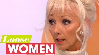 Download Debbie McGee's Feud With Her Late Husband's Son | Loose Women Video