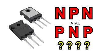 Download Cara Membedakan Transistor NPN dan PNP Video