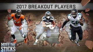 Download Every Team's 2017 Breakout Player | Move the Sticks | NFL Video