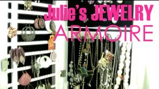 Download Fashion Friday: Julie's Jewelry Armoire Video
