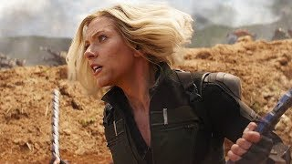 Download AVENGERS INFINITY WAR ″Superheroines″ Clip + Blu-ray Trailer Video