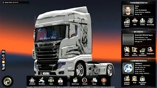 Download ETS 2 Scania R700 2017 Truck Mod Video