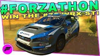 Download Time To Rally #FORZATHON - FORZA HORIZON 3 - win the #75 WRX STi Video