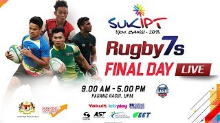 Download SUKIPT IV 2018 - RUGBY 7's FINAL DAY Video