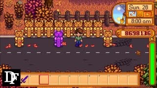 Download Stardew Valley - 3 Million Gold in One Day! Easy Money Trick! Video