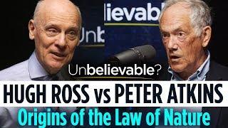 Download Hugh Ross vs Peter Atkins • Debating the origins of the laws of nature Video