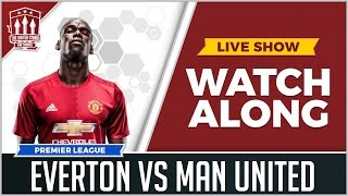 Download Everton vs Manchester United | LIVE STREAM | WATCHALONG Video