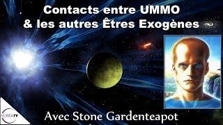 Download « Contacts entre UMMO & les autres Êtres Exogènes » avec Stone Gardenteapot - NURÉA TV Video