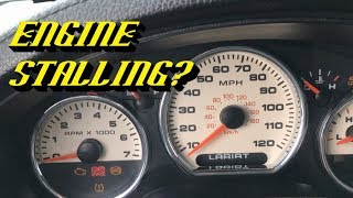 Download Ford 5.4L 3v Triton Engines Stalling at Stops: Free Fix to Get You Home! Video