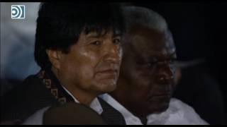 Download Juan Carlos I, entre dictadores en el funeral de Fidel Castro Video