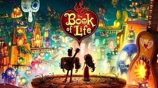Download THE BOOK OF LIFE Trailer (Guillermo Del Toro - 2014) Video