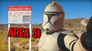 Download Star Wars Battlefront 2 - Funny Moments #38 AREA 51 RAID Video