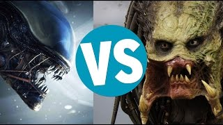 Download Alien VS Predator Movie Franchises Video