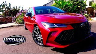 Download 2019 Toyota Avalon & Toyota Avalon Hybrid TECH REVIEW (1 of 3} Video