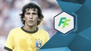 Download Brazil legend ZICO - FIFA FOOTBALL EXCLUSIVE Video