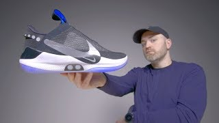 Download Nike Adapt BB Unboxing - Futuristic Self Lacing Sneakers Video