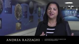 Download NASA Modern Figure: Andrea Razzaghi Video