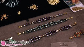 Download Beadaholique Live Class: Designing Strung Jewelry - Beyond the Basics Video