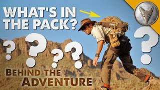 Download What's in Coyote's Backpack? Video
