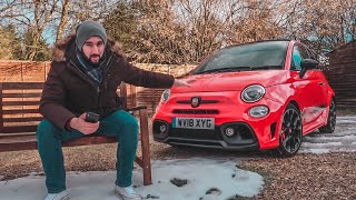 Download Financing A Abarth 595 Competizione HOW MUCH?! Video
