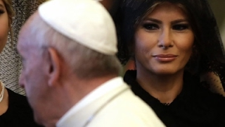Download Why Melania Covers Her Head 1 Day, Not the Next Video
