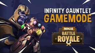 Download Infinity Gauntlet Game Mode!! - Fortnite Battle Royale Gameplay - Ninja Video