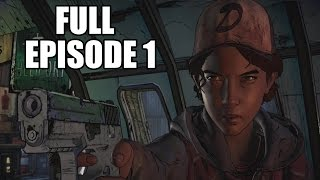 Download The Walking Dead New Frontier FULL Episode 1 Gameplay Walkthrough - No Commentary Video