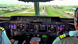 Download MD-11 Cockpit View - Landing in Miami, Martinair Cargo Video
