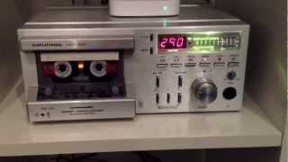 Download Grundig MCF 500 Cassette Deck Track Seeking Video