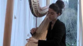 Download Debussy - Deux Arabesques (Harpe) - Héloïse de Jenlis Video