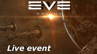Download 2800 players gather for the new empress in EVE Online Video