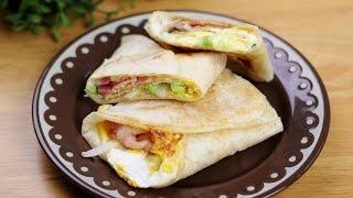 Download 백종원 또띠아 토스트 만들기 Tortilla Toast Video