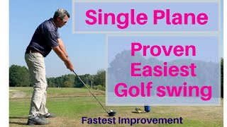 Download The Easiest Golf Swing to Learn - Science proves it - Setup 4 Impact Video