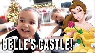 Download VISITING BELLE'S CASTLE! - ItsJudysLife Vlogs Video