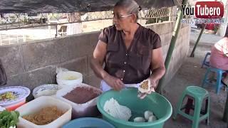 Download Como son las pupusas de Requeson Metapan El Salvador Video