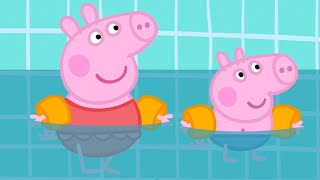 Download Peppa Pig Full Episodes |Swimming with Peppa and George #98 Video
