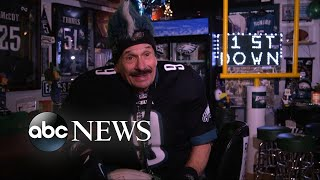 Download From the rambunctious to the devoted: Meet some of Philadelphia Eagles' fans Video