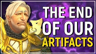 Download Our Largest Mistake EVER...? The End of Our Artifacts in 7.3.5 Could Doom Azeroth Video