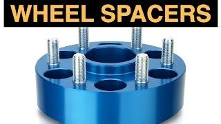 Download Wheel Spacers & Adapters - Good Or Bad? Video