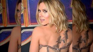 Download Cómo Scarlett Johansson Se Puso En Forma Para Hacer De Black Widow Video