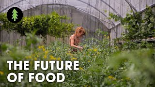 Download Organic Sustainable Farming is the Future of Agriculture - The Future of Food Video